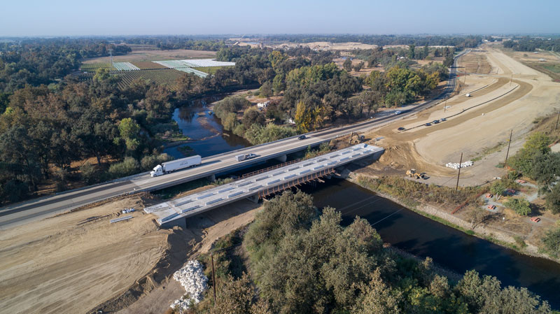 State Route 180 Expansion