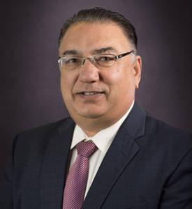 Board member Paul Sihota
