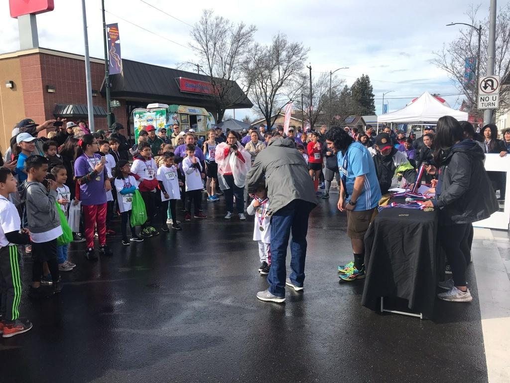 Blossom Trail Celebration in Sanger