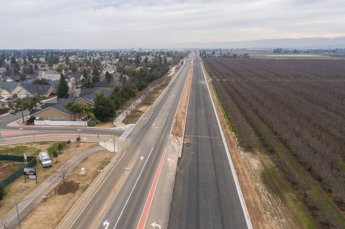 Willow Avenue Widening Project
