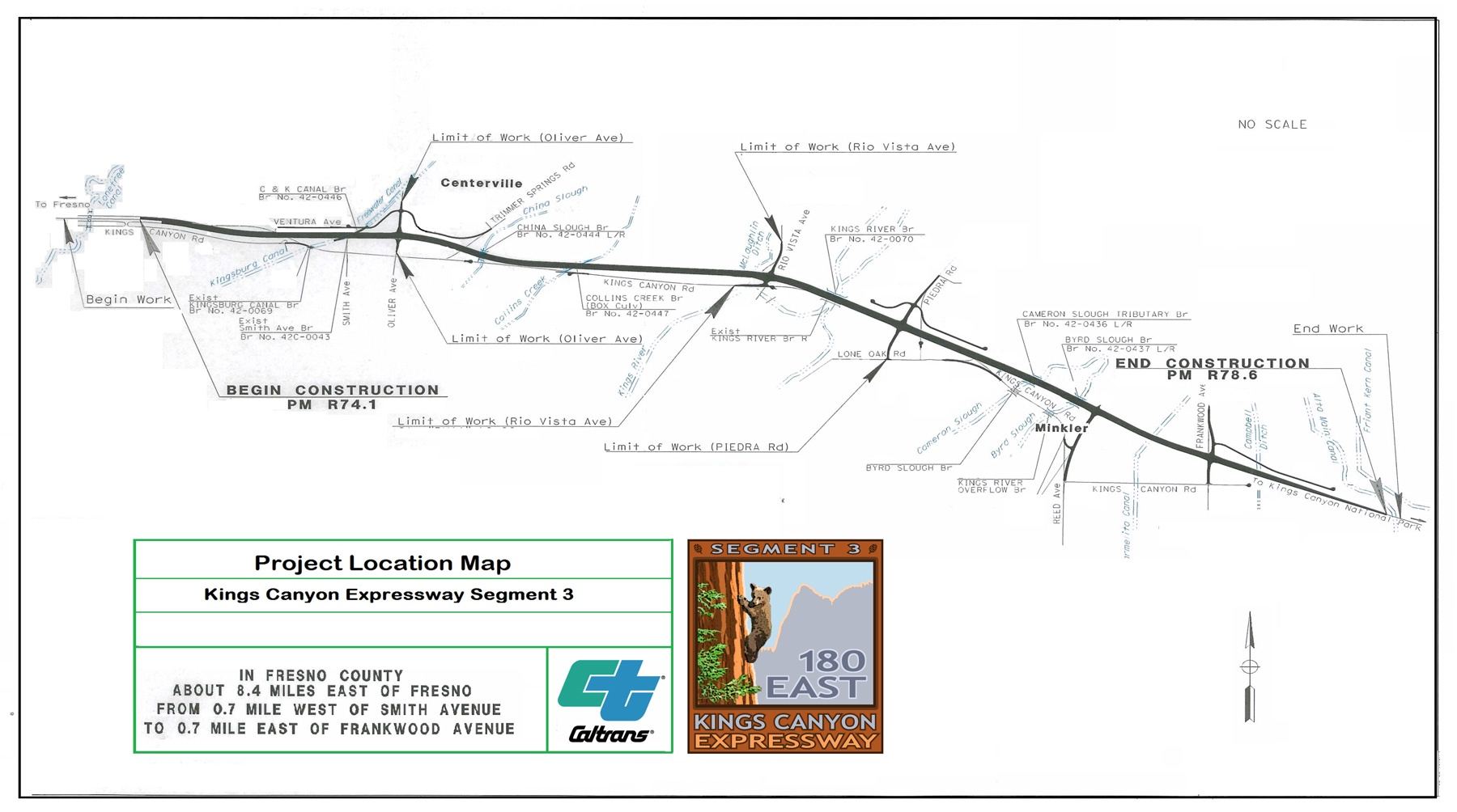 SR180-Segment-3-Project-Display-Map-Smith-to-Frankwood