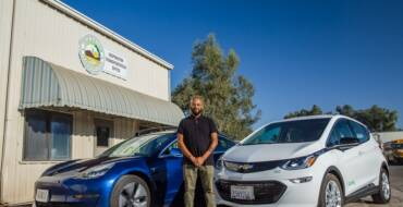 New Electric Rideshare Program 'REV-UP' in Rural Fresno